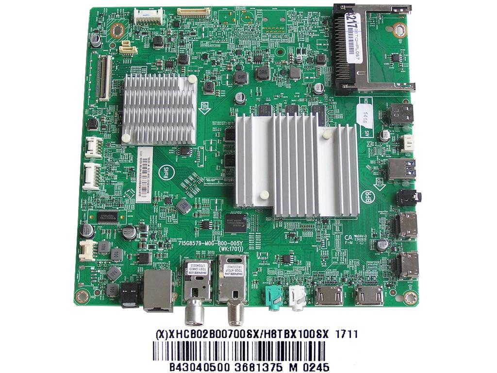LCD LED modul základní deska CBPFD7WBBNCT E0A02B45T / assy main board 715G6165-M02-000-005N
