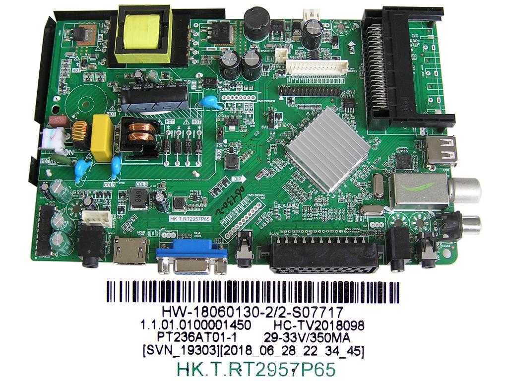 LCD LED modul základní deska LSC480HN05 / assy main board TP.S506.PC821 / A15010116-0A00254