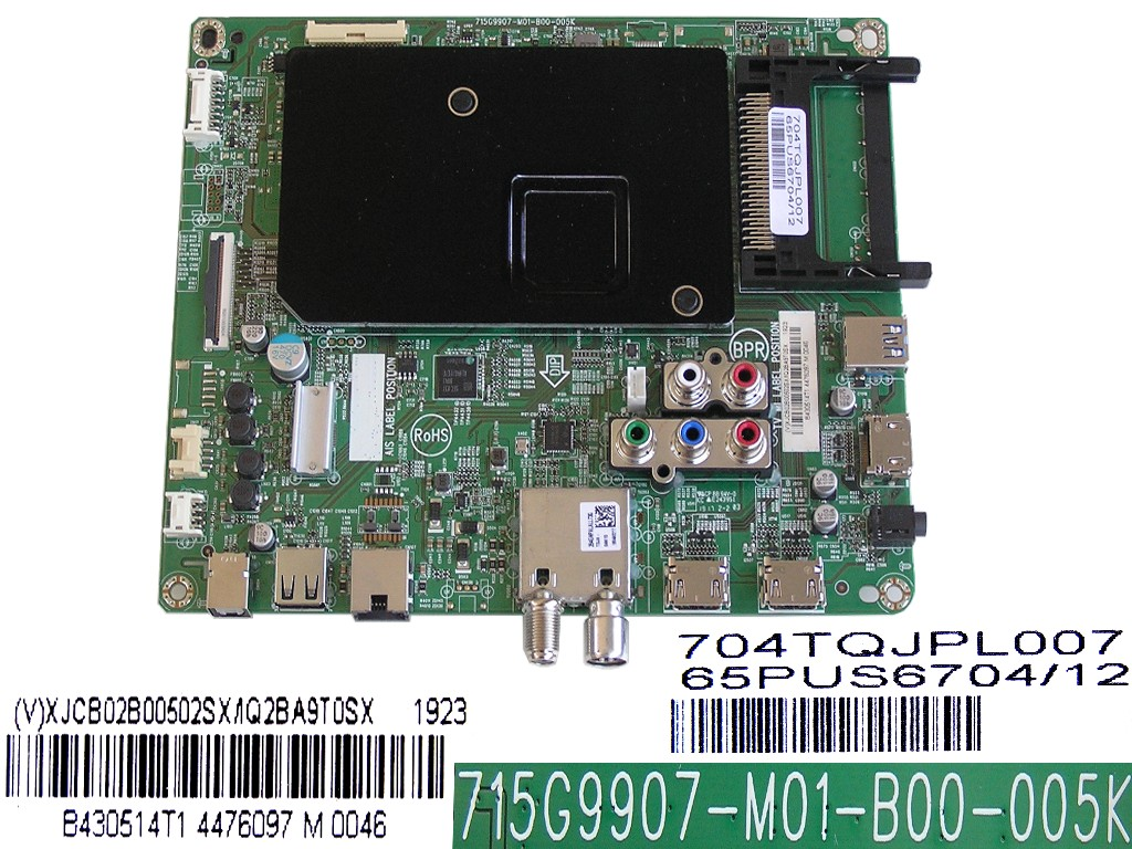 LCD LED modul zdroj V28A000681A1 / SMPS power supply board PE0520