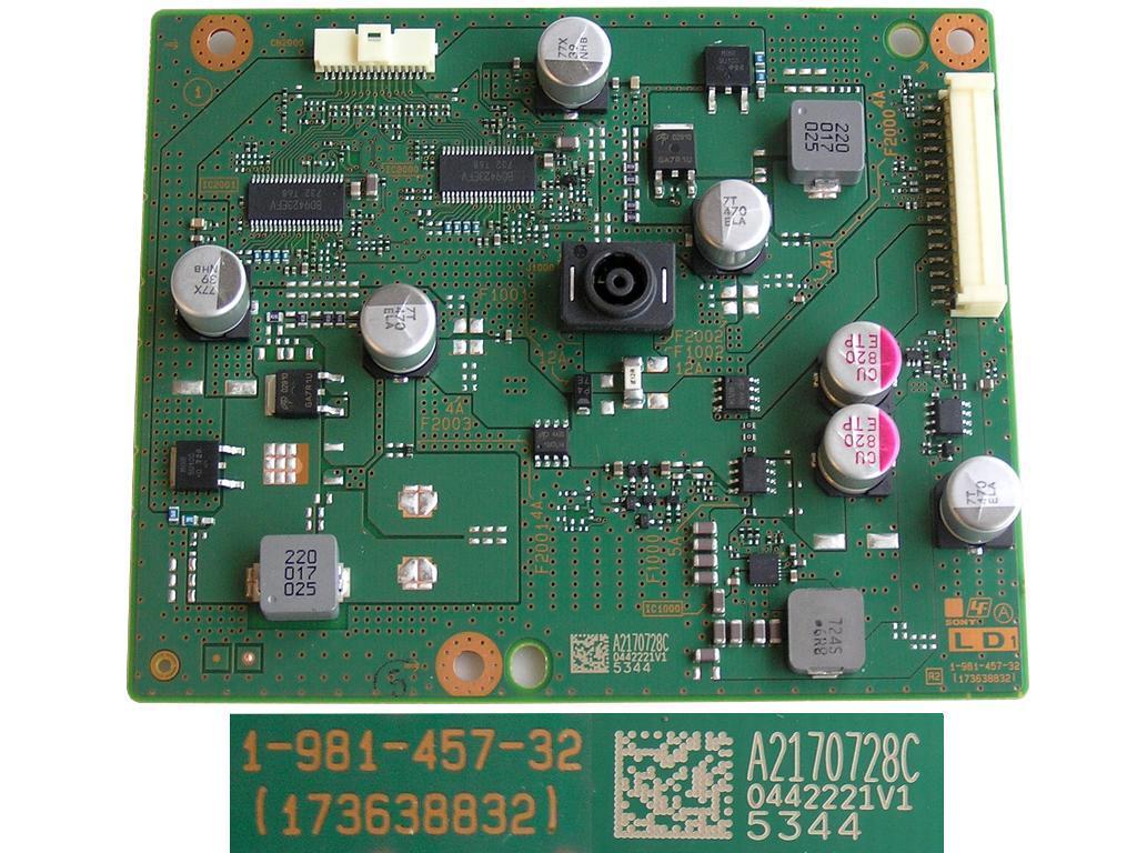 LCD držák CCFL trubic - pro drátové vývody trubic 0,8mm