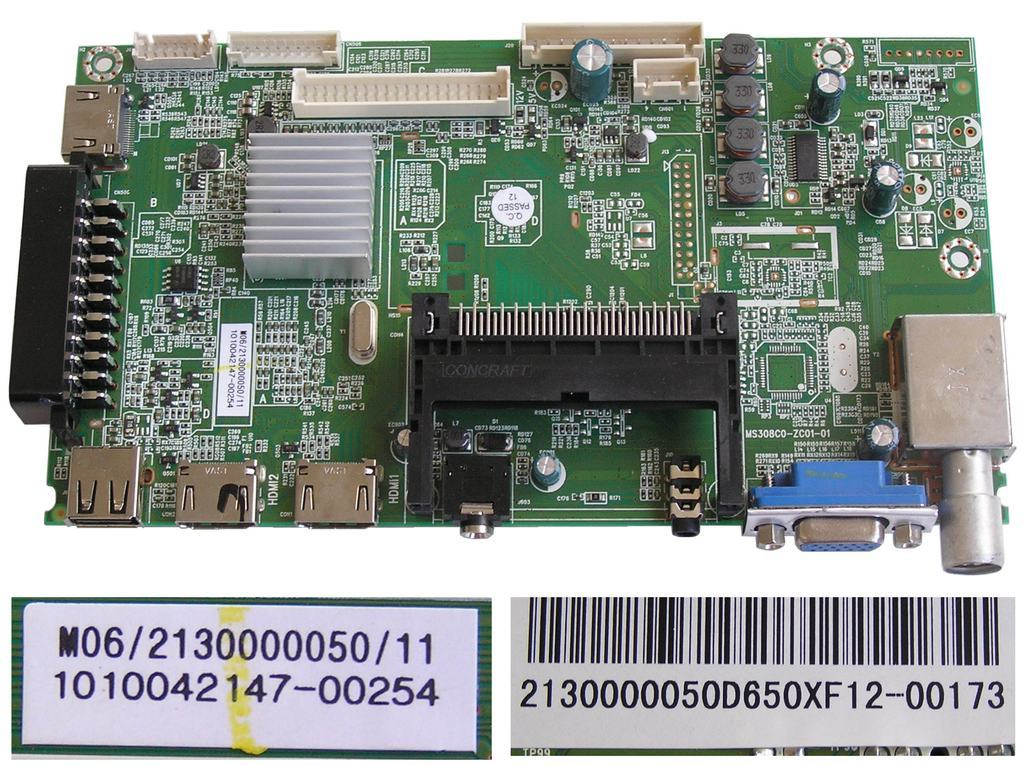 LCD modul LG 3501R-696AB BOARD ASSEMBLY