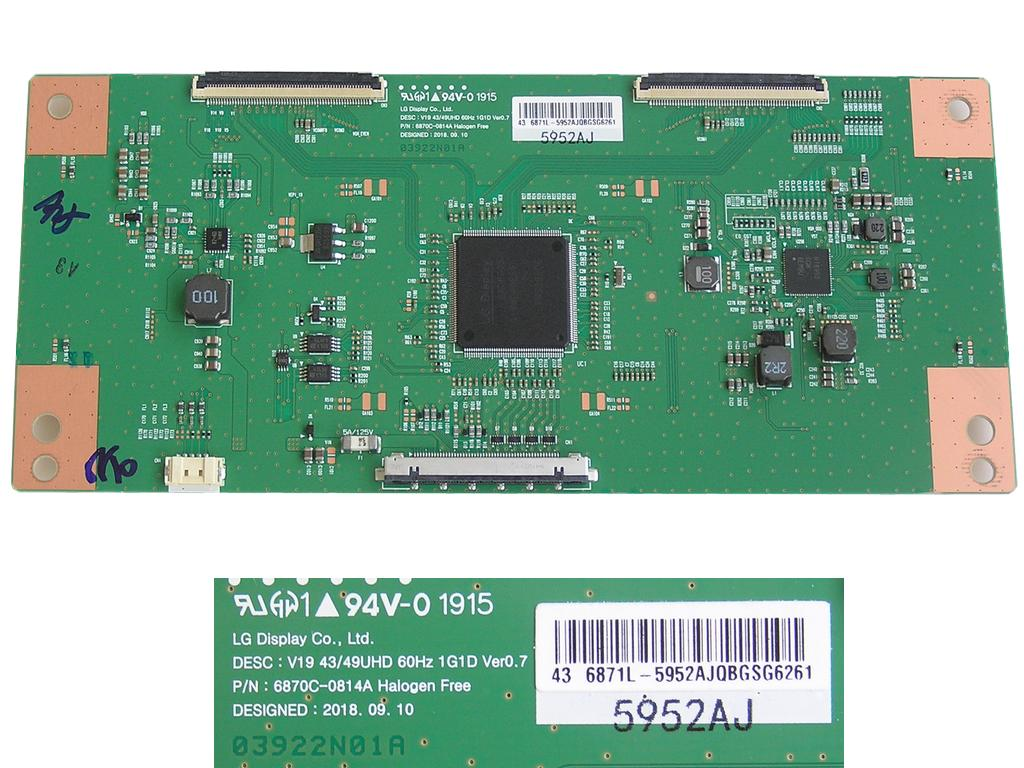 LCD modul T-CON EAT60913401 / TCON EAT60913401 / 6870C-0247A