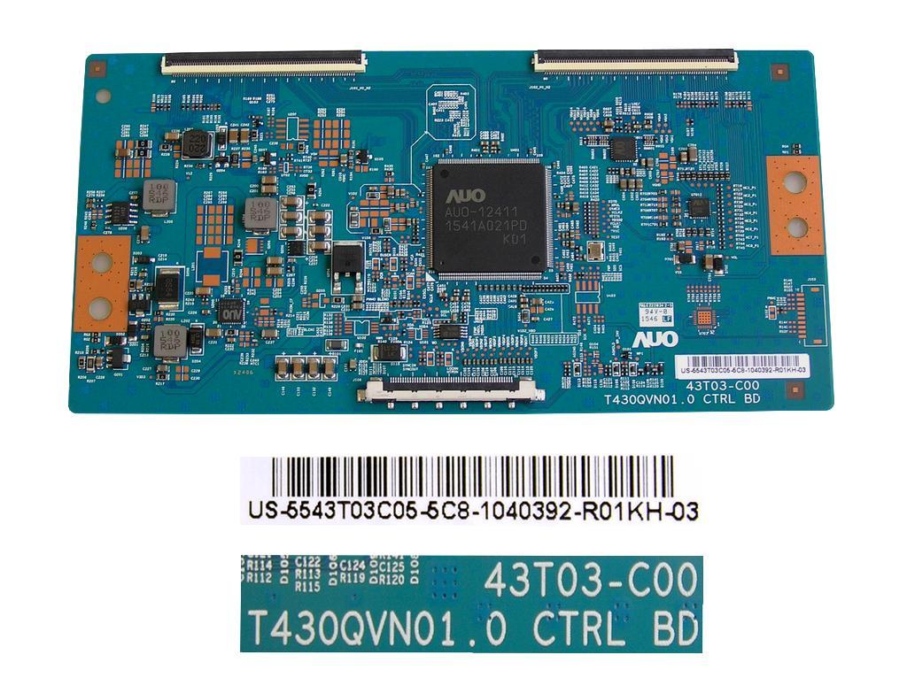 LCD modul T-CON T370HWO2V0 / TCON T370HWO2V0 / T370HW02V0 / 996510010052