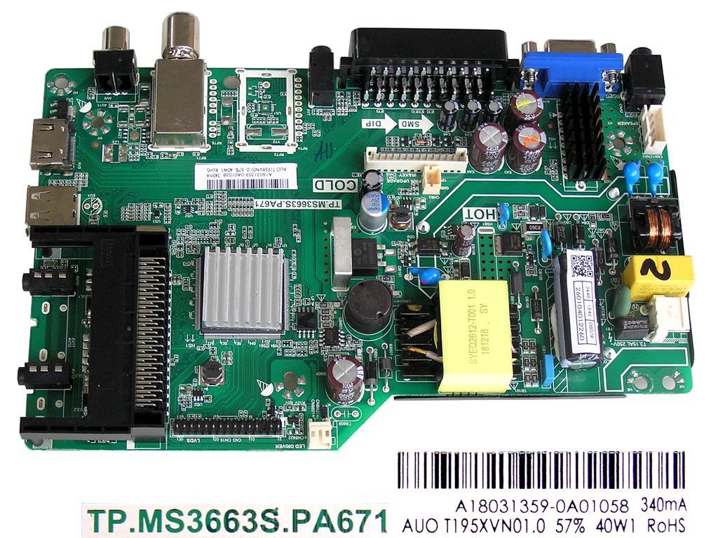 LCD modul inverter 6632L-0494A / EAY56797501 / Inverter EAY56797501