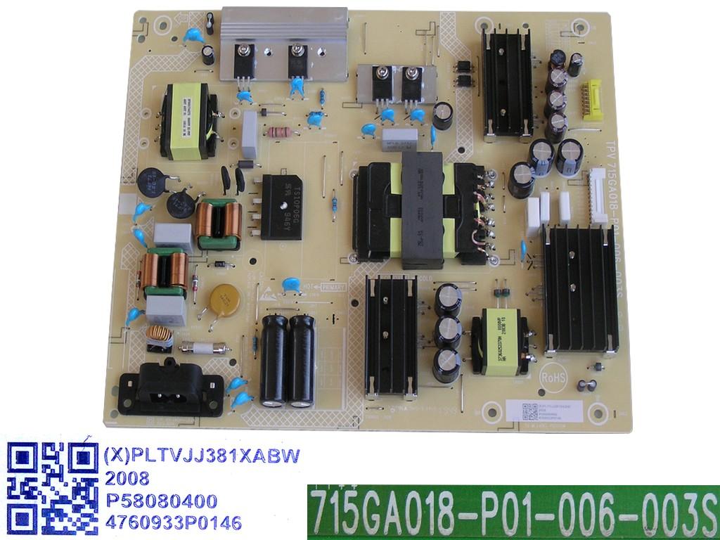 LCD modul invertor 6632L-0623A / INVERTER BOARD 6632L0623A