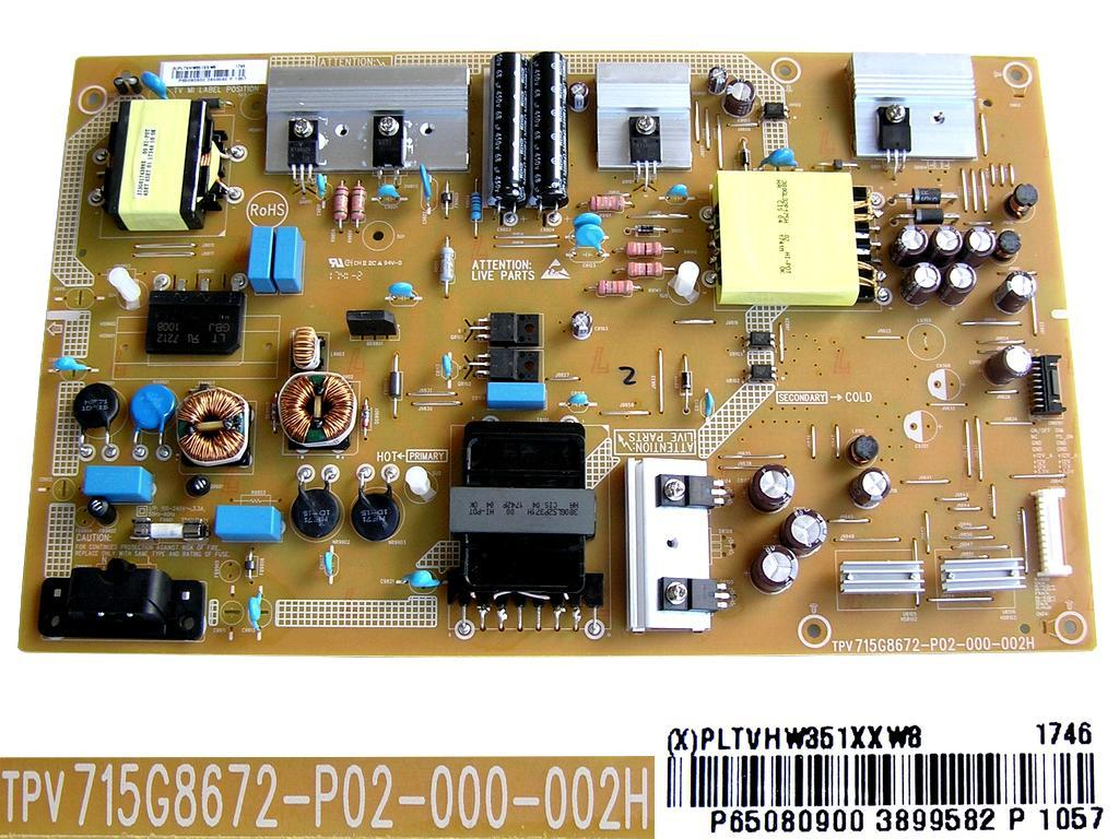LCD modul měnič 4850M003NV / INVERTER DS-1020WDL 4850M003NV