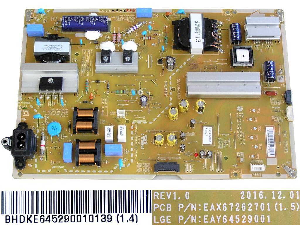 LCD modul měnič 6632L0050E / inverter board 6632L0050E / KLS-260W2 rev-06