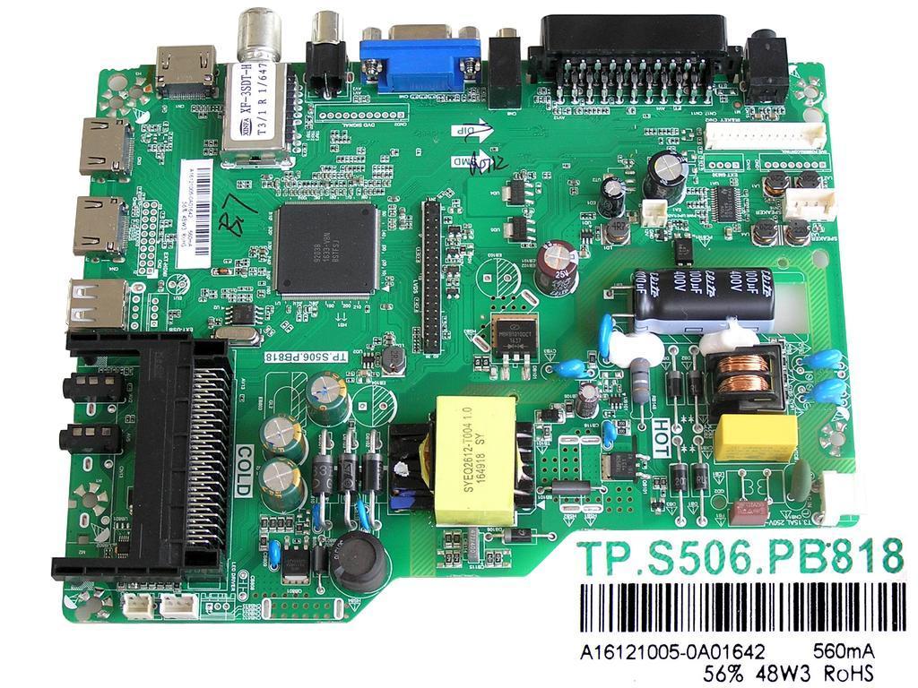 LCD modul měnič 6632L0482A Inverter board - LG