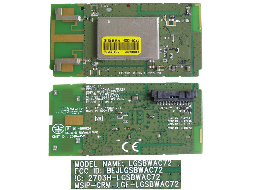LCD modul měnič 6632L0490A / INVERTOR BOARD 6632L0490A