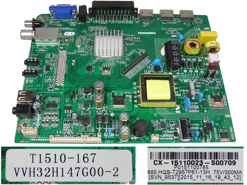 LCD modul měnič EAY56798301 / Inverter EAY56798301 / 6632L-0491A