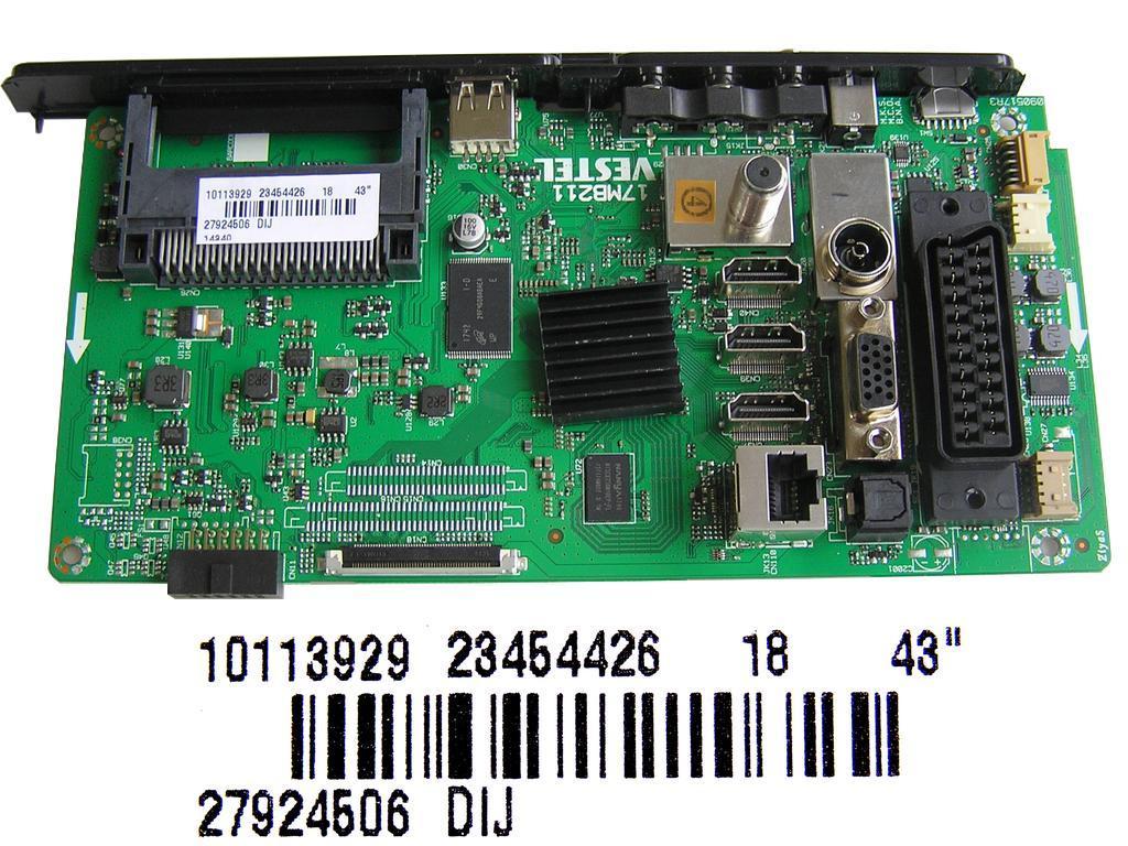 LCD modul měnič HIU812M / inverter board HIU-812-M