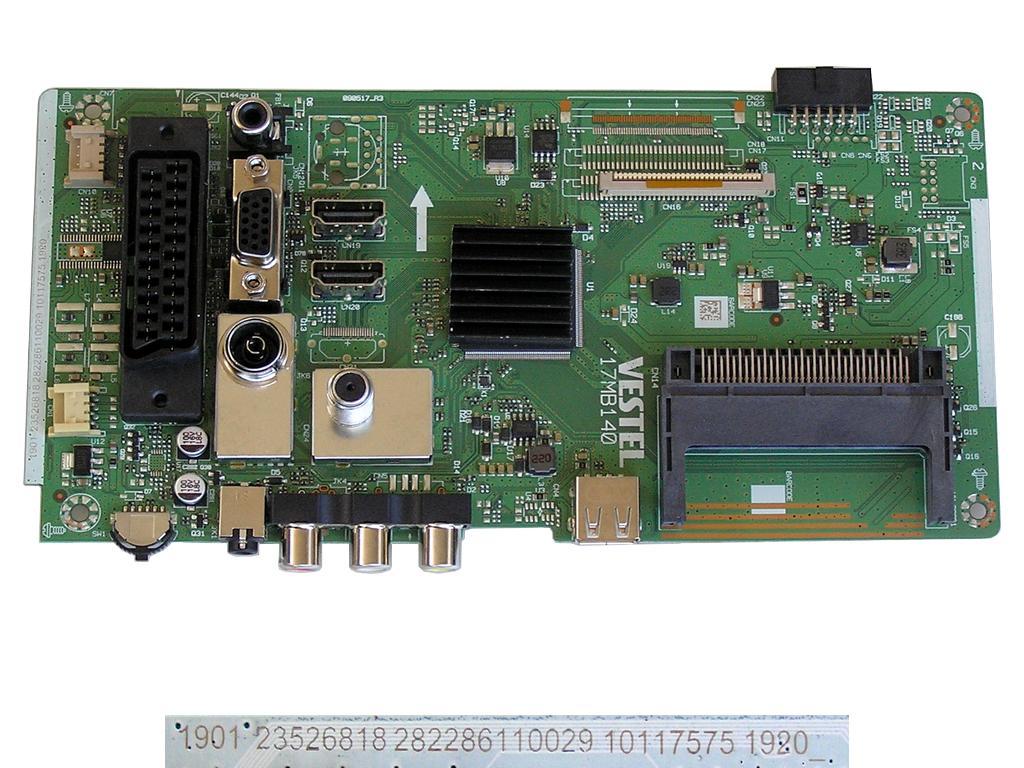 LCD modul měnič I400H1-12B-A001B / Inverter Board T87I111.00 / I400H112BA001B