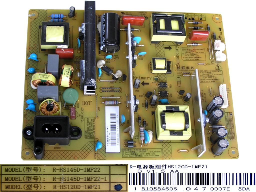 LCD modul měnič LI-2070 / BN44-00073B / inverter board BN44-00073B