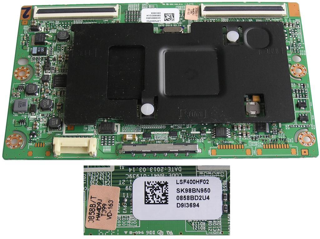 LCD modul měnič SSB400W16V01 INV40B16D / inverter board SSB400W16V01 INV40B16D