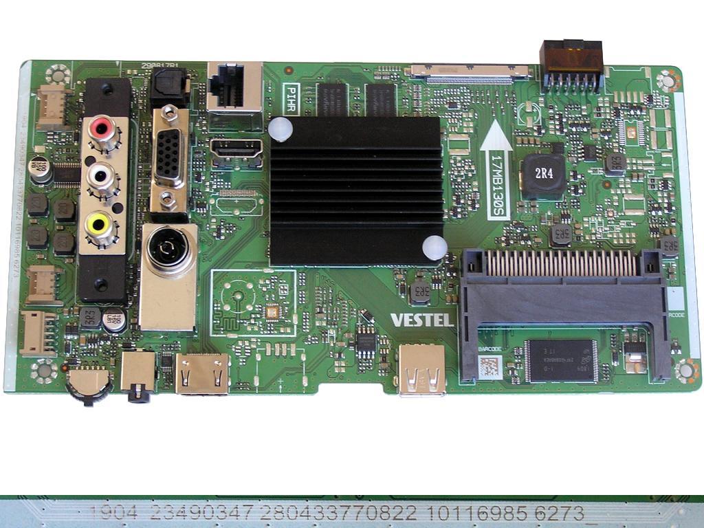 LCD modul měnič V089144601REV1D / inverter board V0.89144.601-REV1D