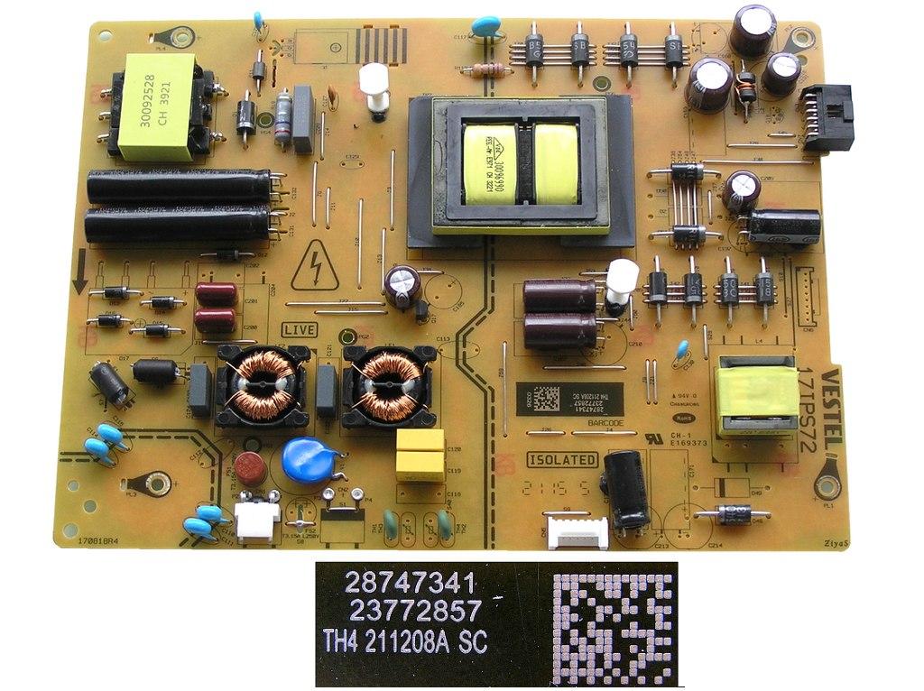 LCD modul měnič V320B3L01 CMO / inverter board V320B3-L01 / 27-D021526