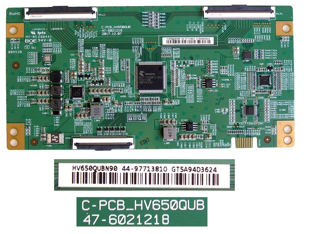"""LCD modul měnič VK89144T0A / INVERTER BOARD VK.89144.T0A DARFON pro 32"""" LCD-TV"""