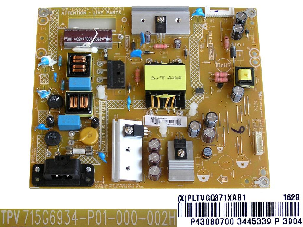 LCD modul měnič pro zářivky 10 lamp 6632L-0327C invertor board EAY40323101