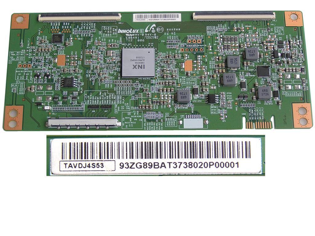 LCD modul měnič pro zářivky 8 lamp CIU11T0063 invertor