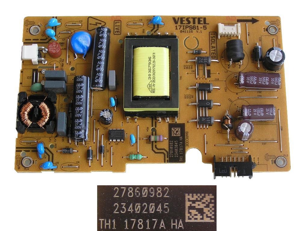LCD modul měnič pro zářivky univerzální pro 4 trubice