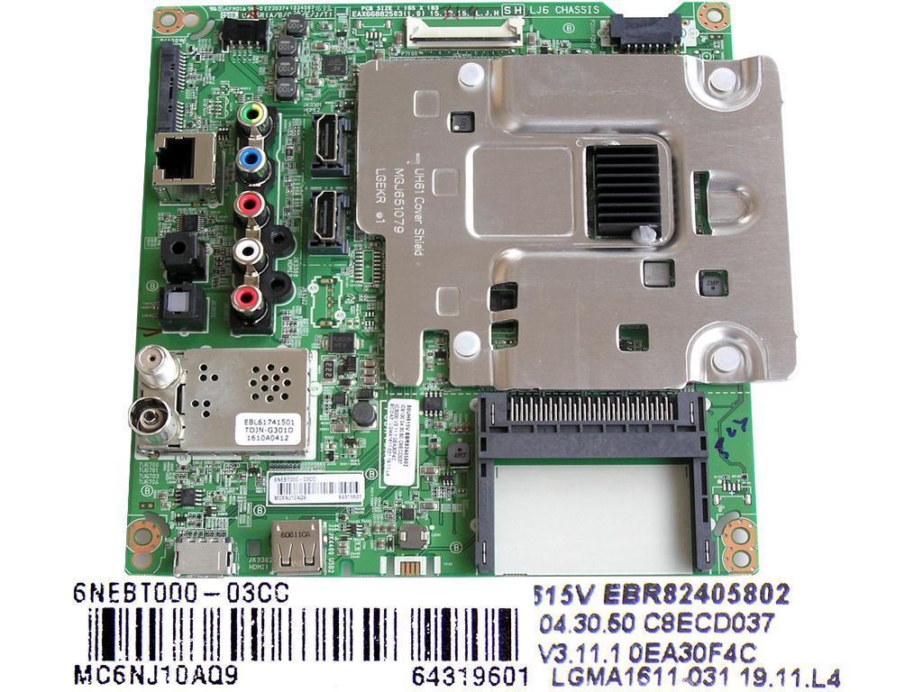 LCD modul měniče VIT71037.50 / 19.37T04.008 / inverter board LOGAH VIT7103750 Rev:1 / BN81-03101A