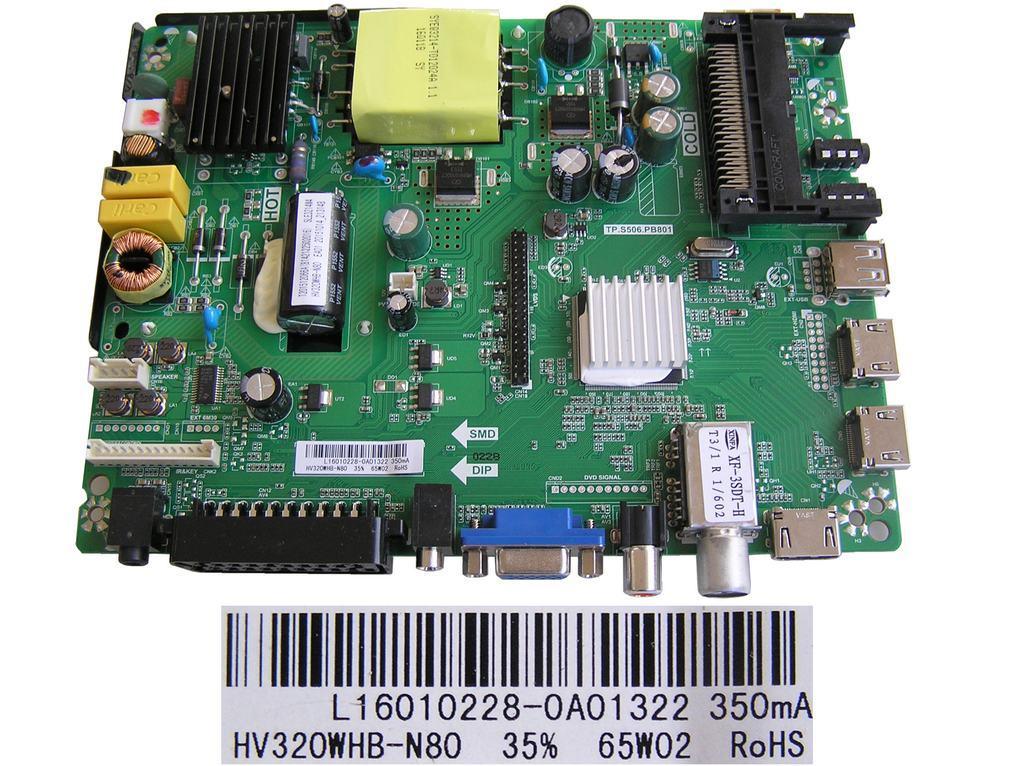 LCD modul základní deska EBR36474201 -LG-