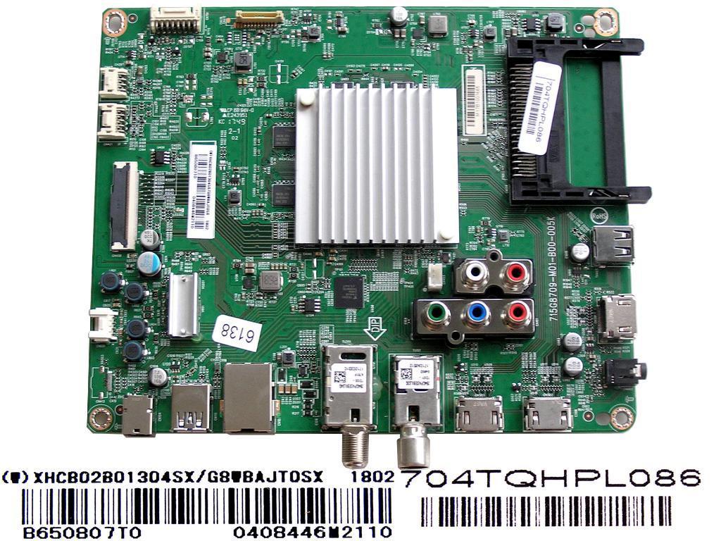 LCD modul základní deska EBR38386801 / main board EBR38386801