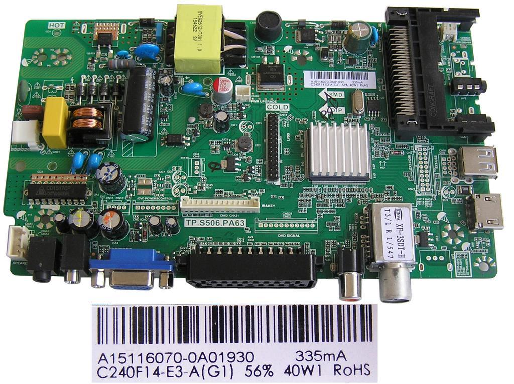 LCD modul základní deska EBT60881501 LG