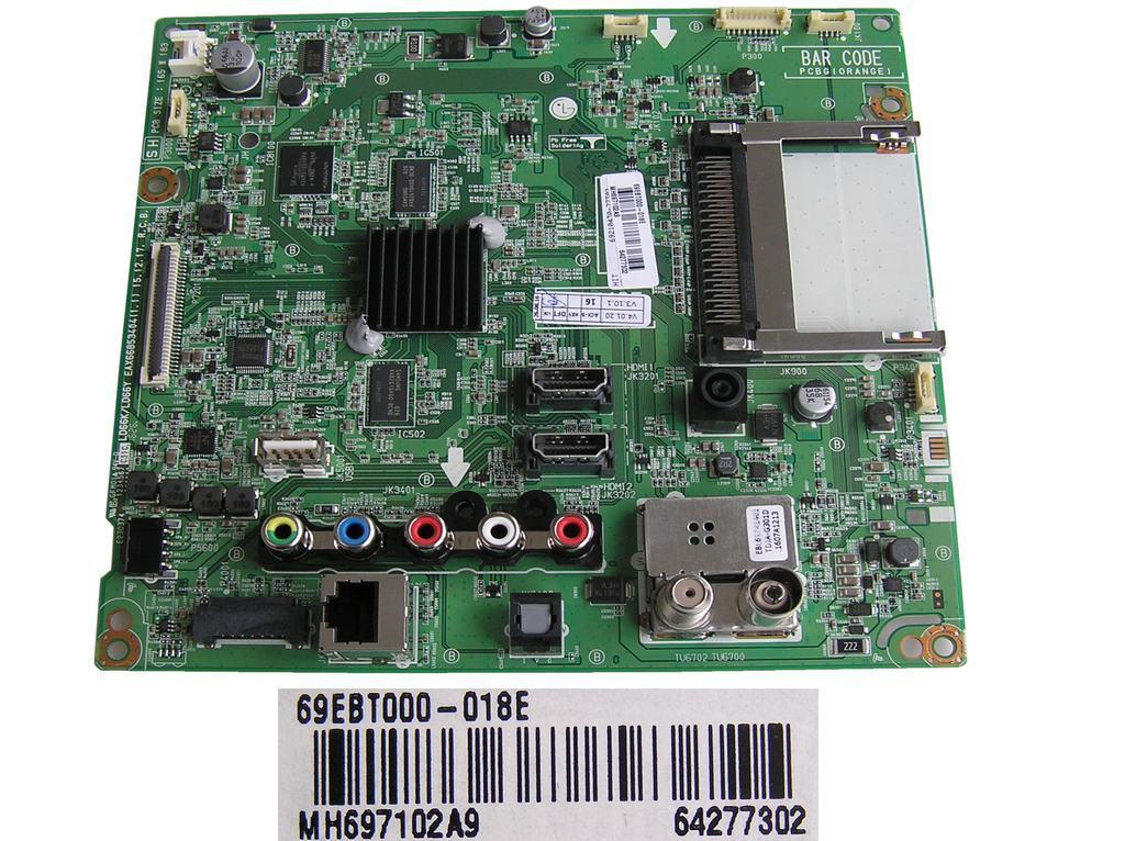 LCD modul základní deska EBT60927355 / main board EBT60927355
