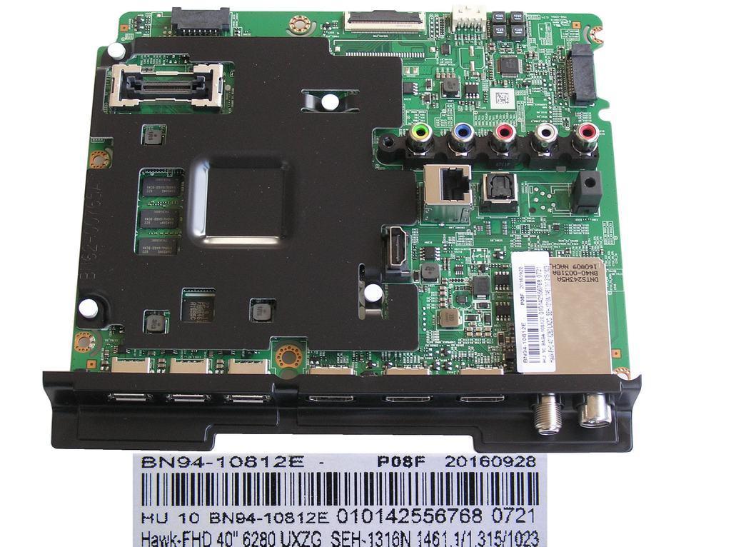 LCD modul základní deska EBT61374328 / main board EBT61374328
