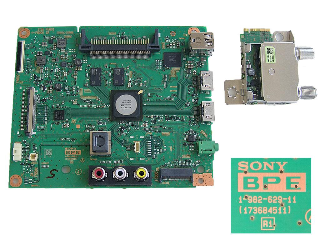 LCD modul základní deska EBT61396872 / main board EBT61396872