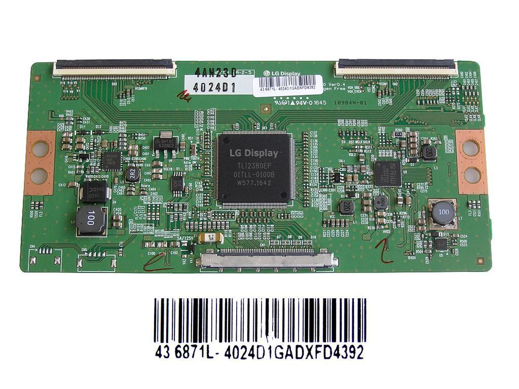 LCD modul základní deska EBU33898201 / main board EBU33898201