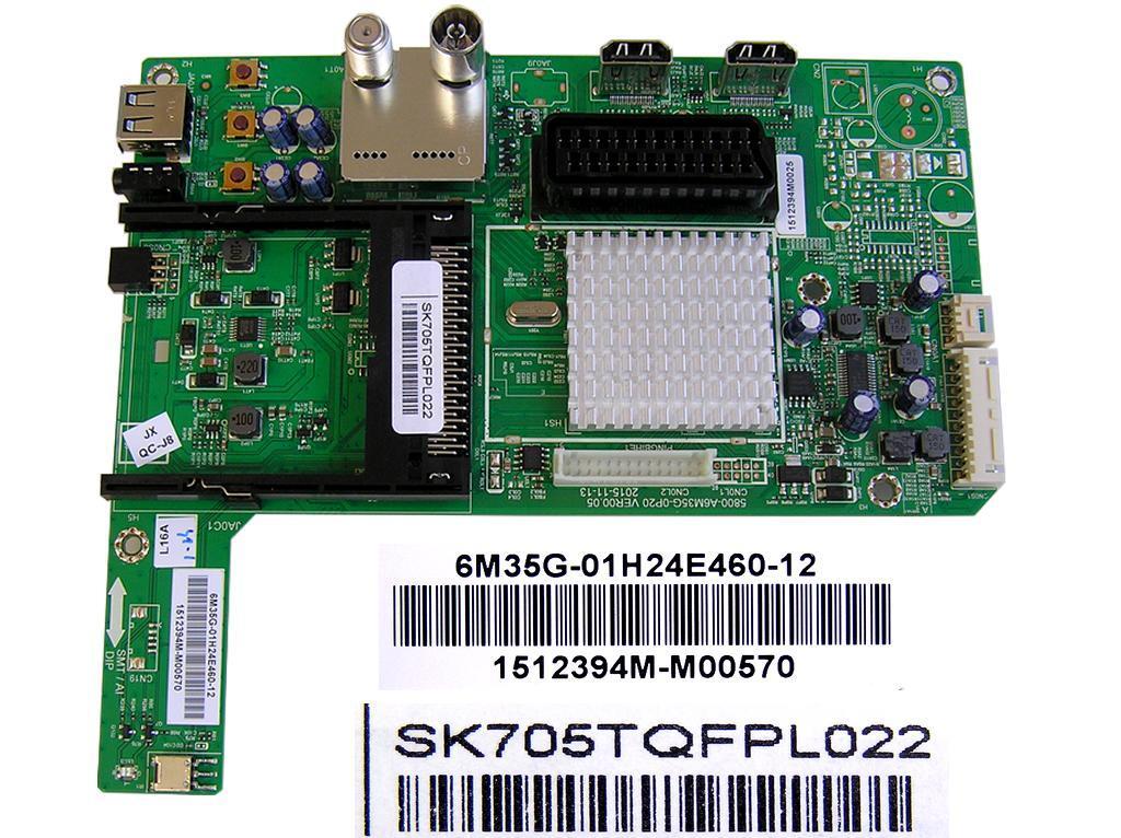 LCD modul základní deska EBU57405701 / main board EBU57405701