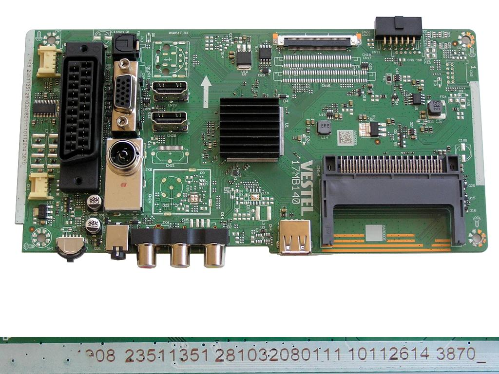 LCD modul základní deska EBU57405801 / main board EBU57405801