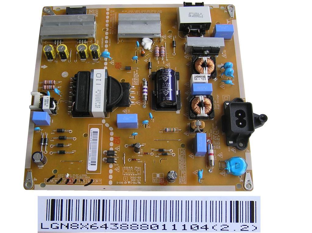 LCD modul základní deska EBU60674830 / main board EBU60674830