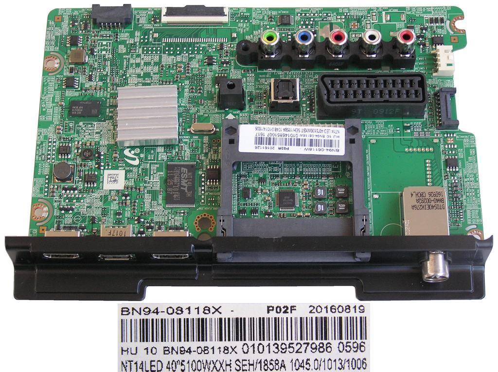 LCD modul základní deska EBU60713201 - LG -
