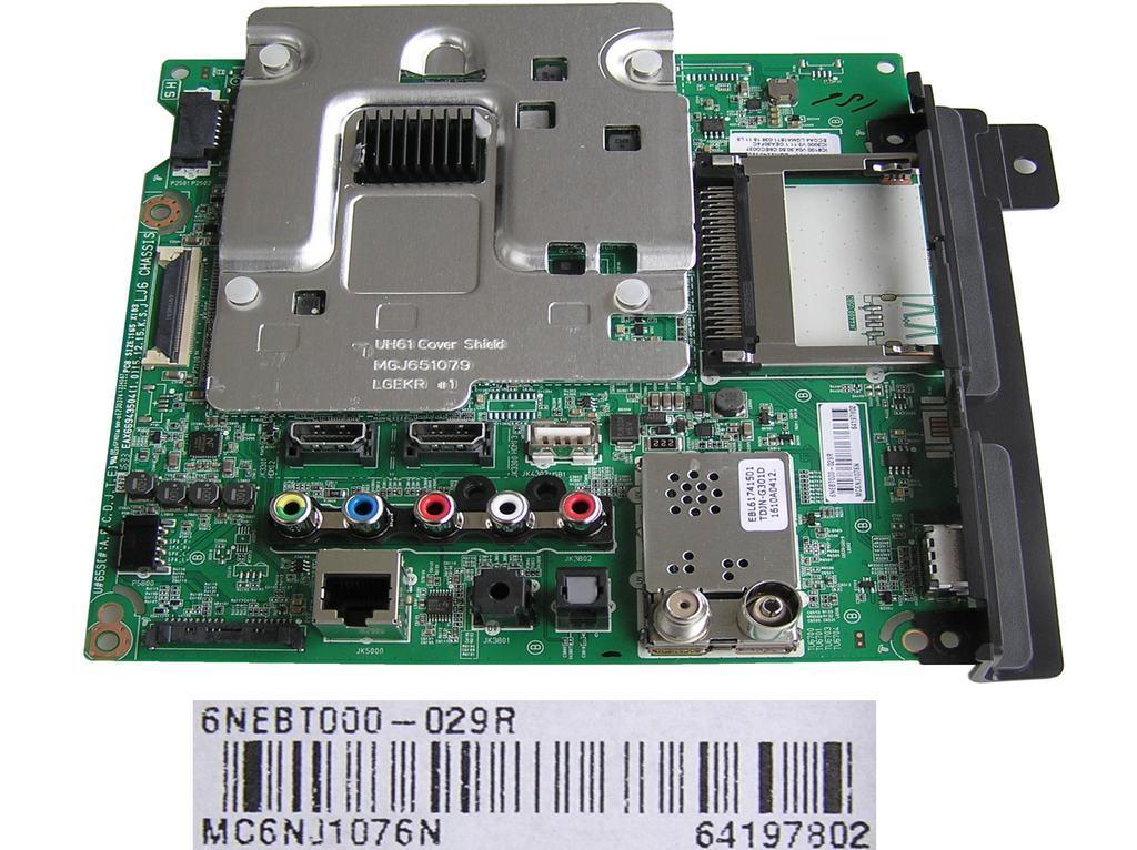 LCD modul základní deska EBU60737701 / main board EBU60737701