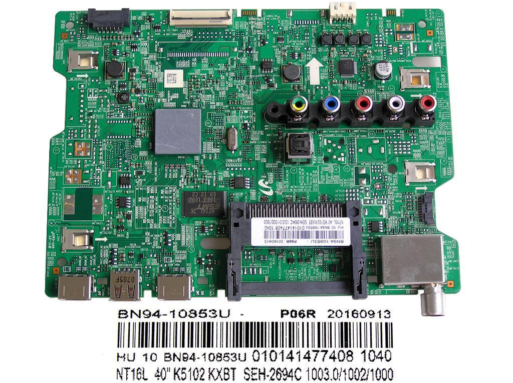 LCD modul základní deska EBU60803676 / main board EBT58657727