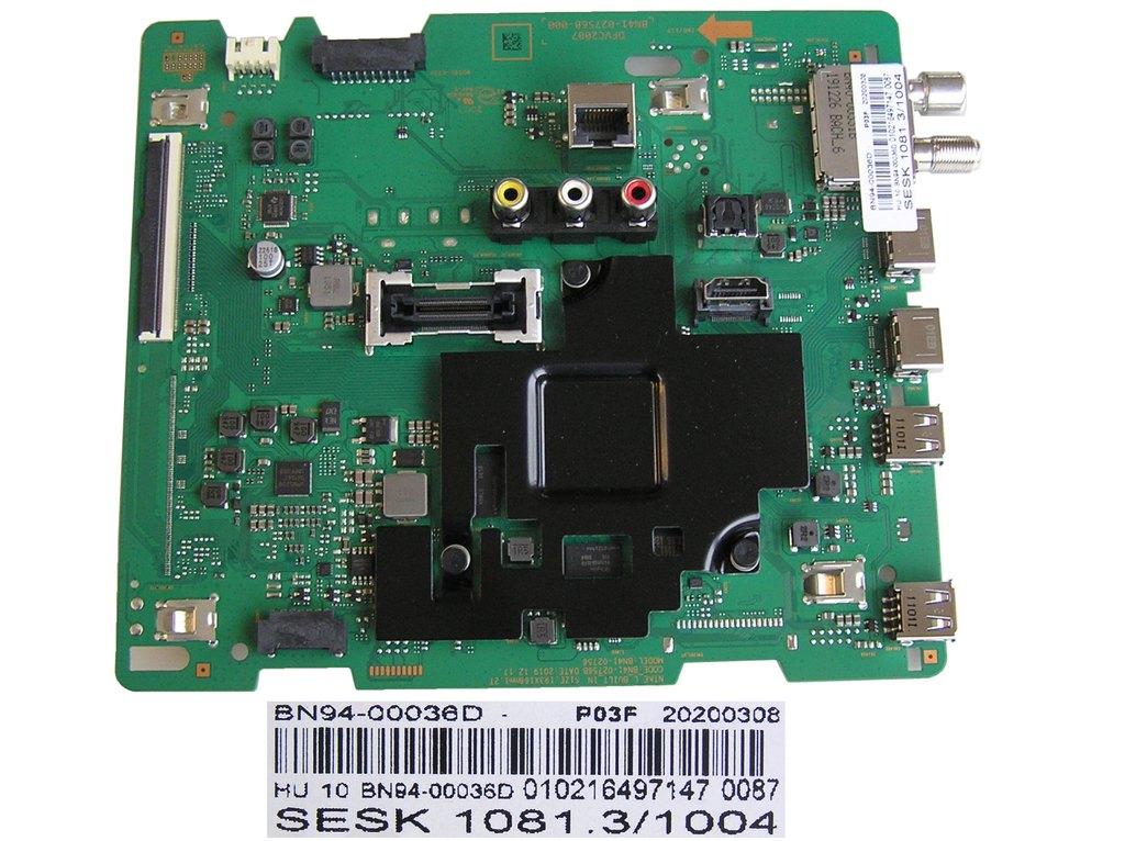 LCD modul základní deska V28A000670A1 / main board Toshiba V28A000670A1