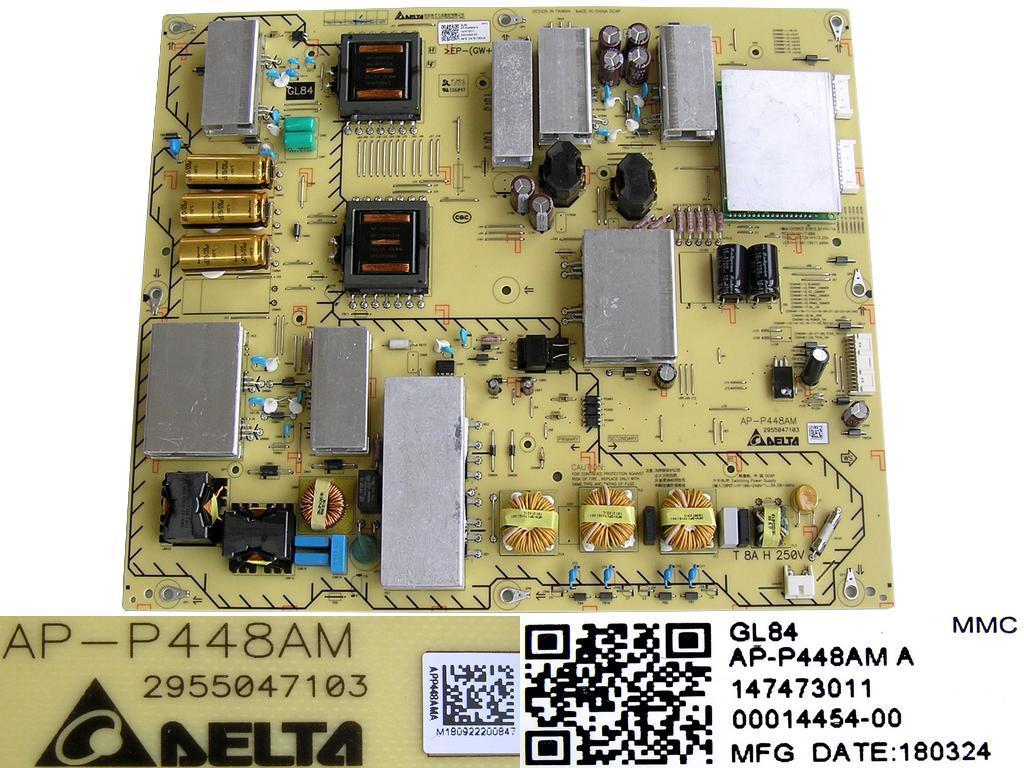 LCD modul zdroj 17PW26-3 / SMPS BOARD VESTEL 20435172