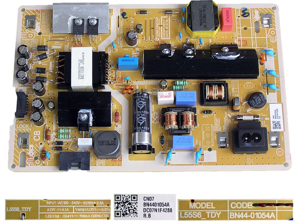 LCD modul zdroj 17PW26-5 / SMPS BOARD VESTEL 20580269