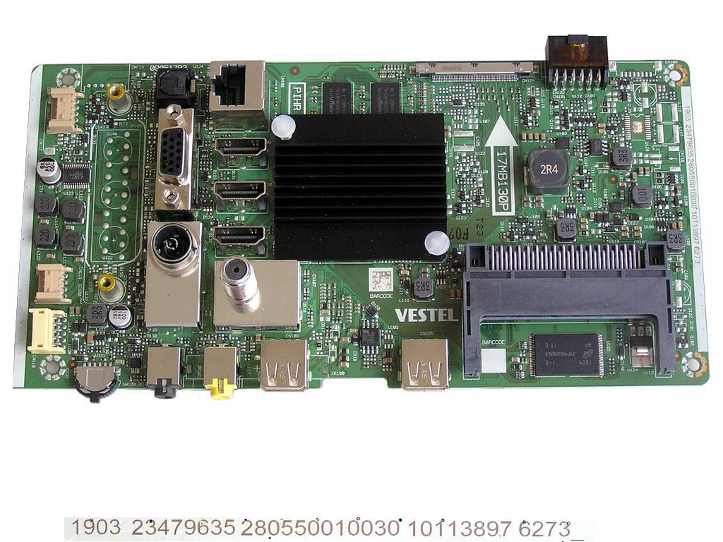 LCD modul zdroj 6870T445D10 / power supply board 6870T445D10