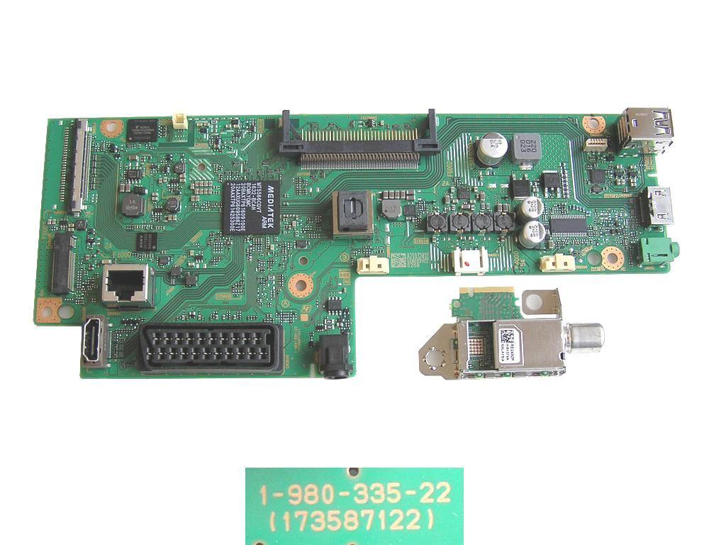 LCD modul zdroj 6871TPT318G / POWER SUPPLY BOARD 6871TPT318G