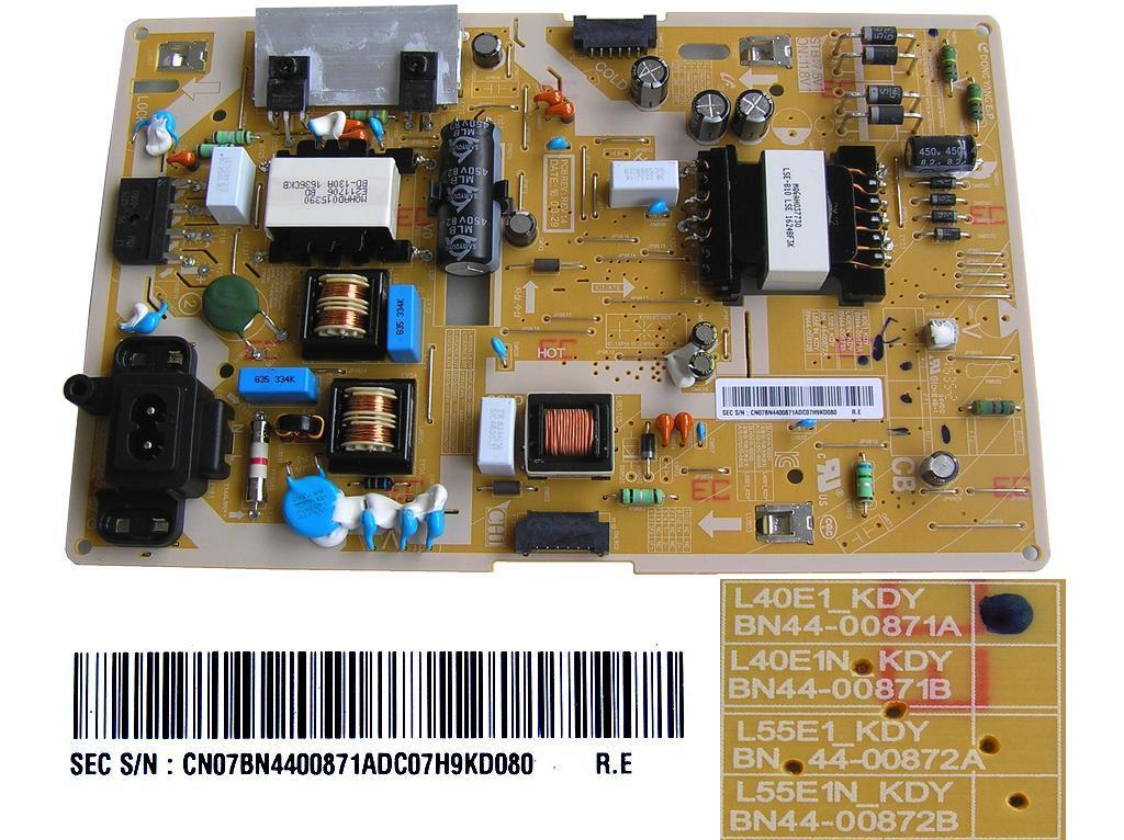 LCD modul zdroj EAY33021201 / SMPS LGLP2637HEP / YP3237C / EAY33021201