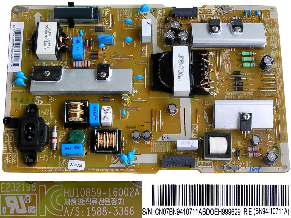 LCD modul zdroj EAY41971101 / SMPS EAY41971101