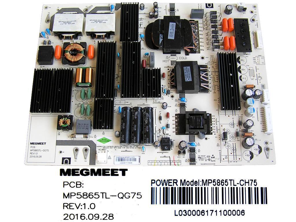 LCD modul zdroj MP116-CH / SMPS BOARD MP116CH