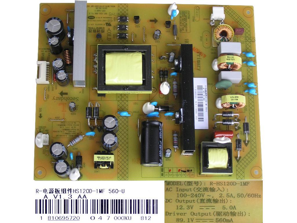 LCD modul zdroj N0AC3FJ00001 PANASONIC, TECHNICS / SMPS POWER SUPPLY BOARD N0AC3FJ00001
