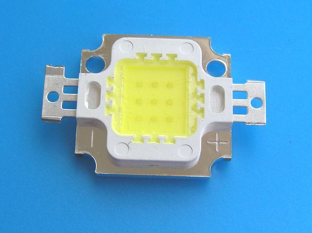 LED ČIP10W / LED dioda COB 10W / LEDCOB10W / LED CHIP 10W