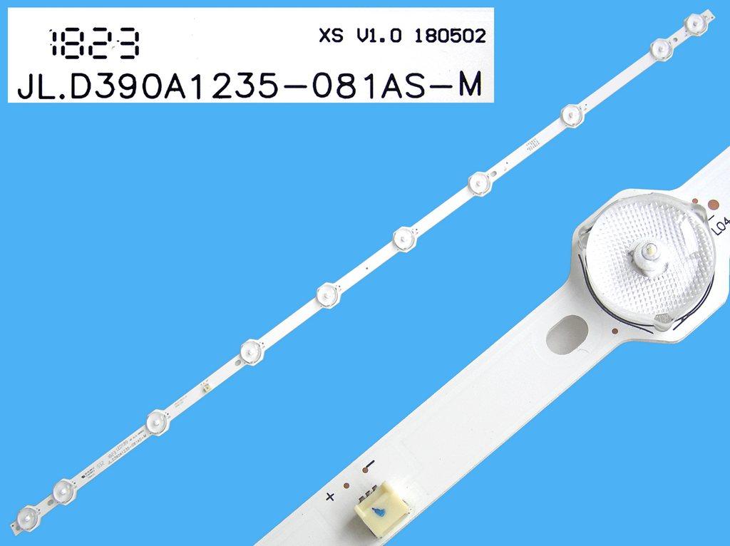 LED podsvit 378mm, 4LED / DLED Backlight 378mm - 4 D-LED, Grundig SVS400A79-4LED-D-type / ZCK606 / ZCK-D