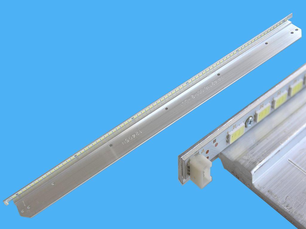 LED podsvit EDGE 535mm / LED Backlight edge 535mm - 72 LED 42T16-04C / E150504